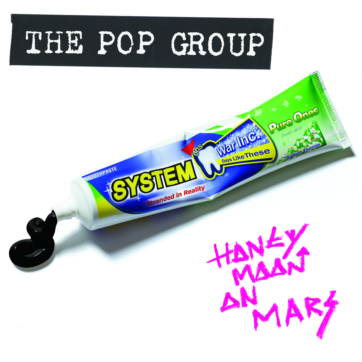"Rattling the Zeitgeist Rafters – ""Honeymoon On Mars"" from The Pop Group"