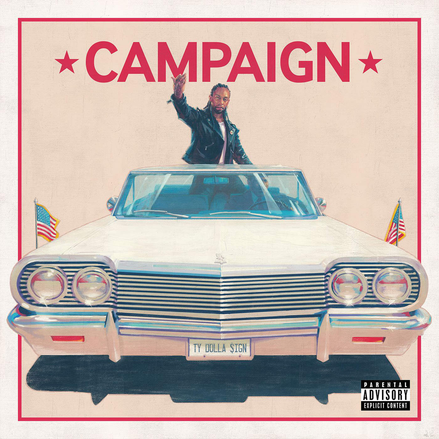 Headspinning Innovation For Simple Sublimation: Ty Dolla $ign's Campaign