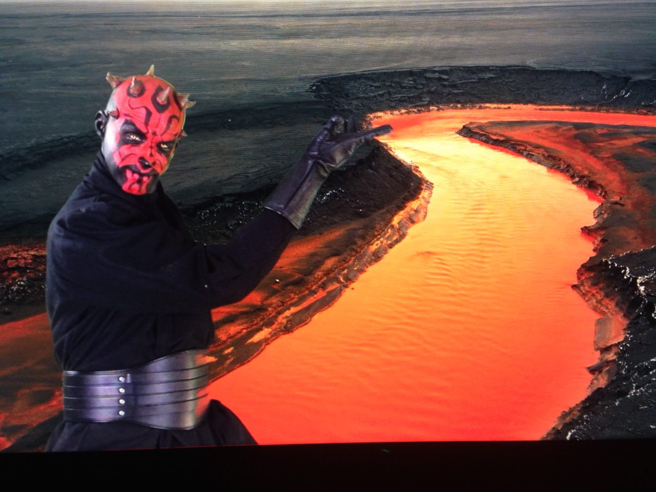 Watch Star Wars: The Force Awakens And J.J. Abrams Get Skewered By An Emo Darth Maul