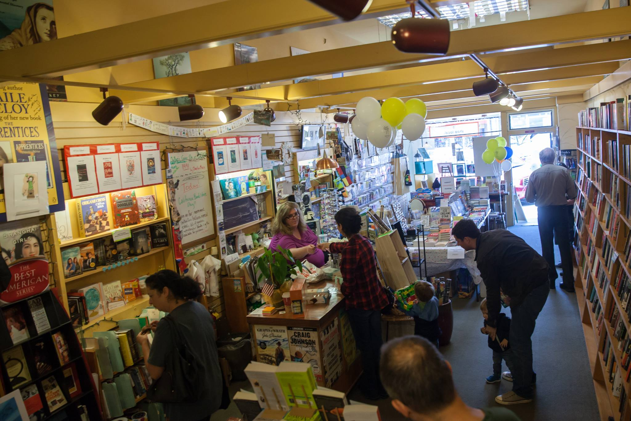 A Great Good Place For Books Prepares For Penguin Day