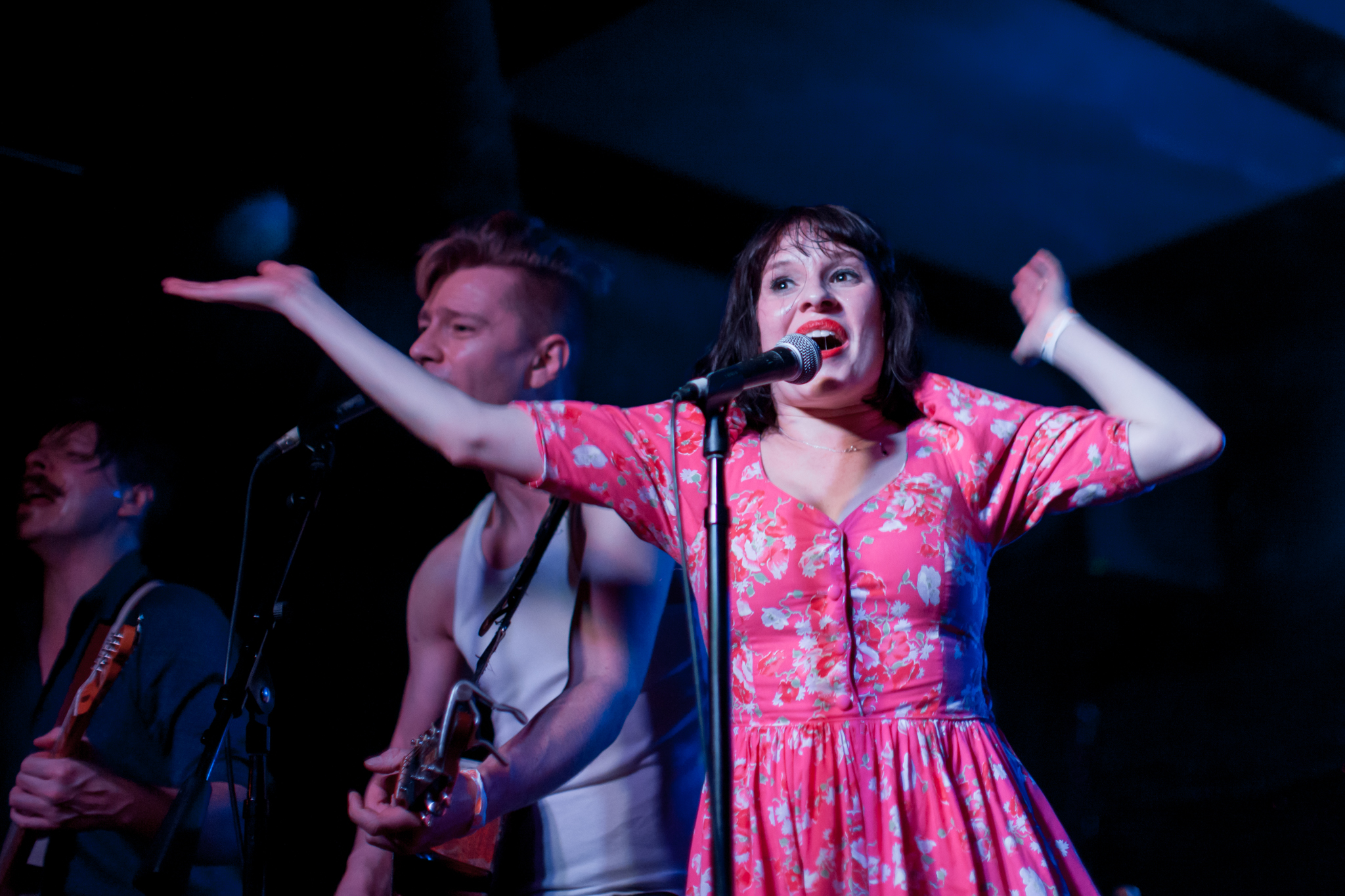 Skinny Lister Performed in San Francisco