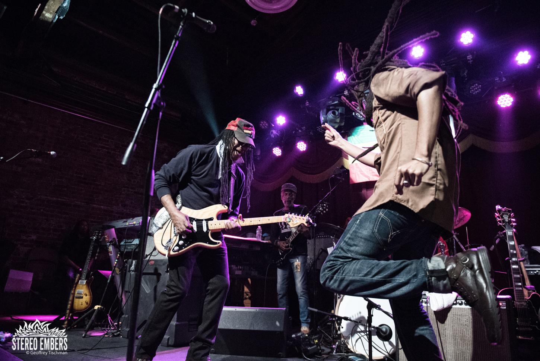 The Wailers Live In Brooklyn