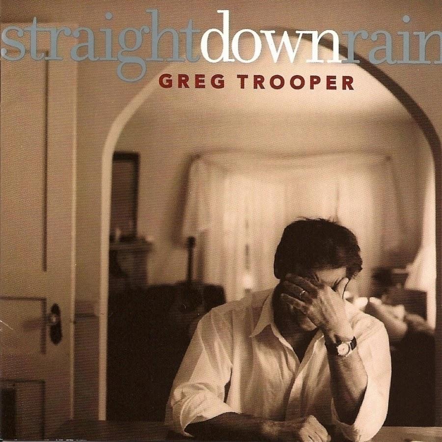 Singer/Songwriter Greg Trooper Has Died