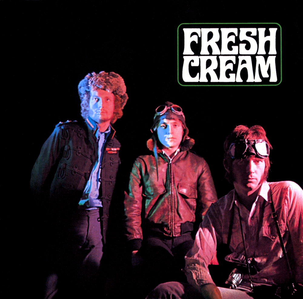 An Extra Helping Of Vintage Blues Rock: Fresh Cream Reissued