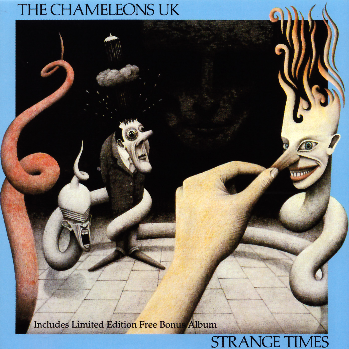Drummer John Lever Of The Chameleons Has Died
