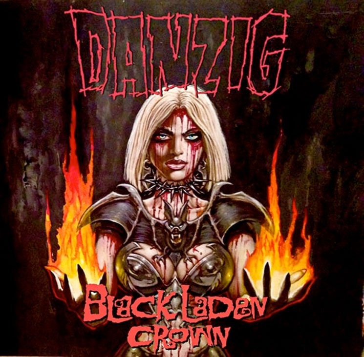 Danzig's Black Laden Crown Set For May Release