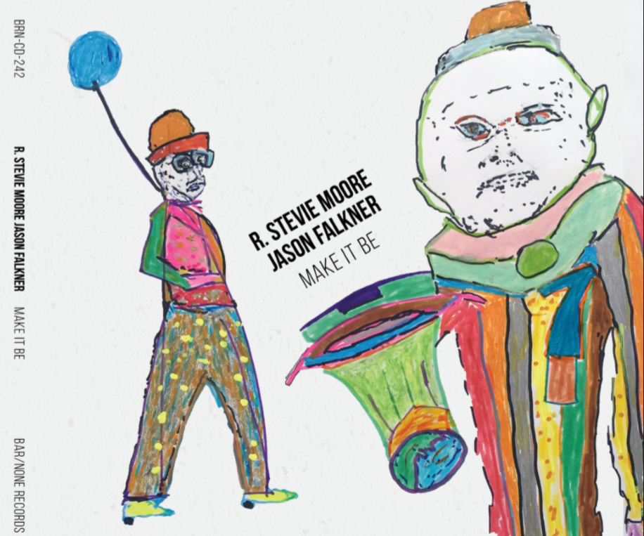 "A Sheer Giddy Triumph of Deliriously Off-Kilter Power Pop – ""Make It Be"" by R. Stevie Moore & Jason Falkner"