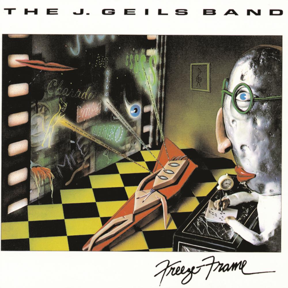 J. Geils Dies At 71