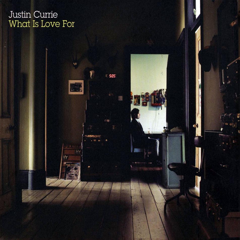 Navigating The Hammered Heart: Justin Currie's What Is Love For?