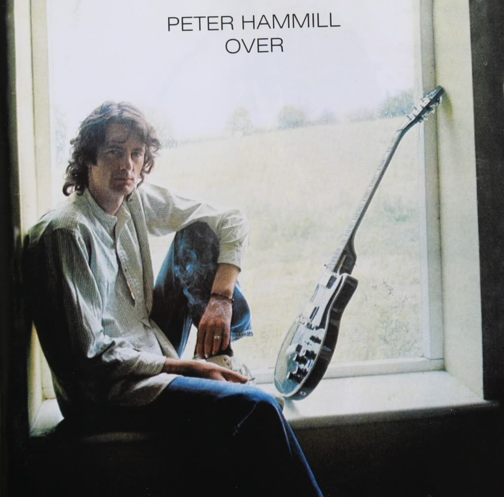 "A Heritage Review – Dan Coffey revisits 1977 album ""Over"" by Peter Hammill"