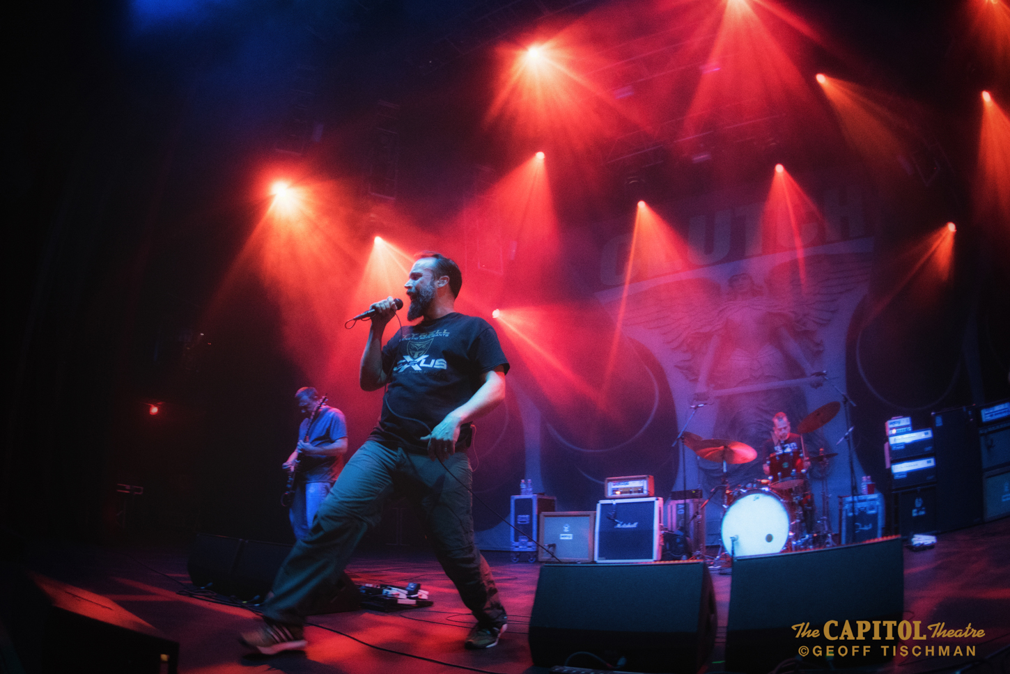 Clutch Live In New York
