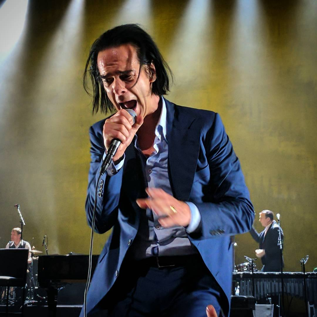 Nick Cave And The Bad Seeds Live In Chicago