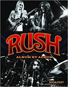 Professor Popoff Is in Session: A Review of Rush: Album by Album by Martin Popoff