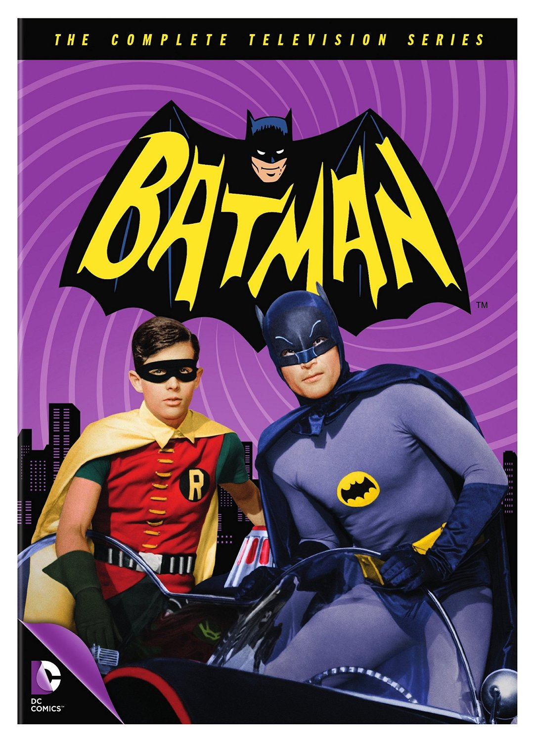 Adam West Defined The Word Suave And Made Batman His Own