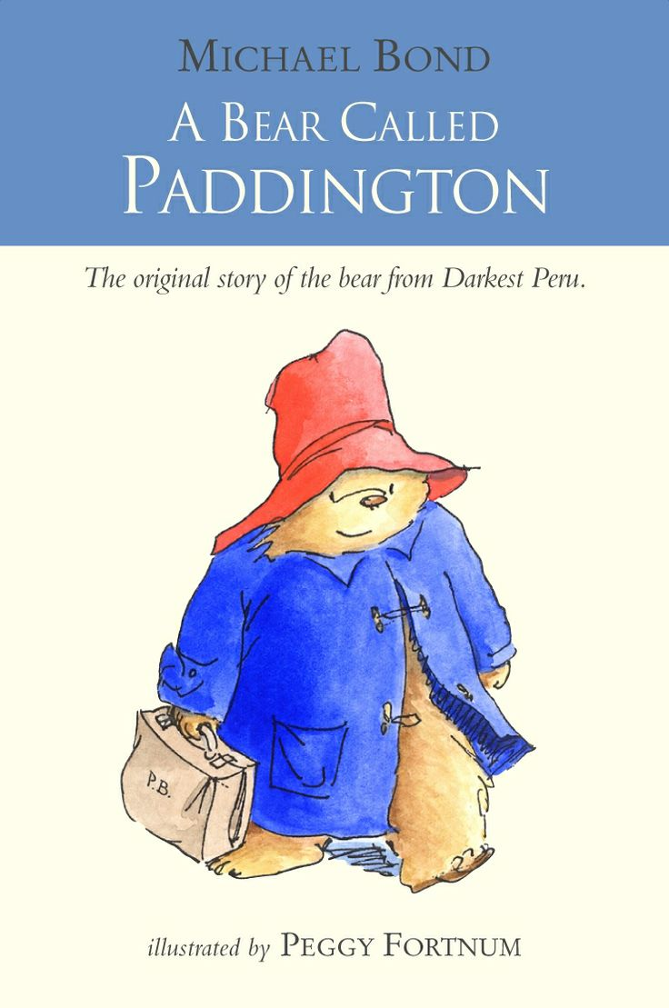 Paddington Bear Author Michael Bond Has Died