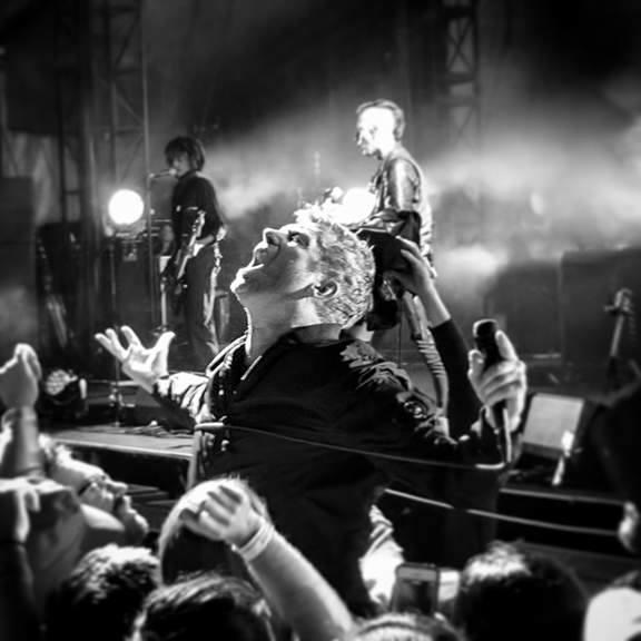 Gorillaz Live In Chicago