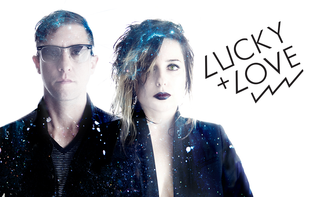 Lucky+Love's Spacey Square Waves