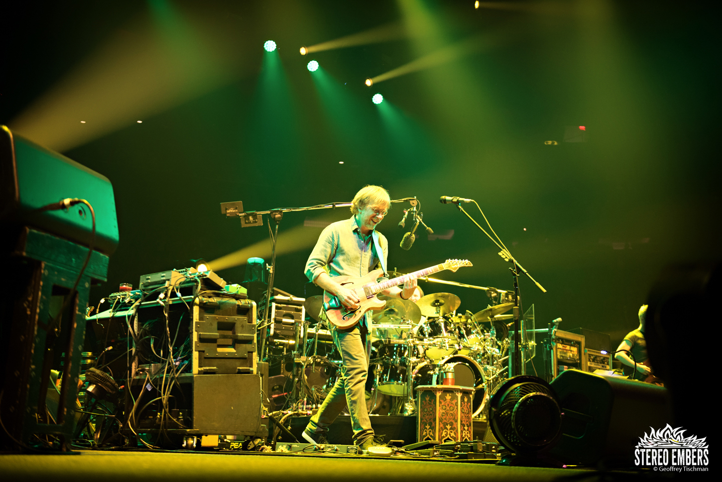 Phish Live At Madison Square Garden