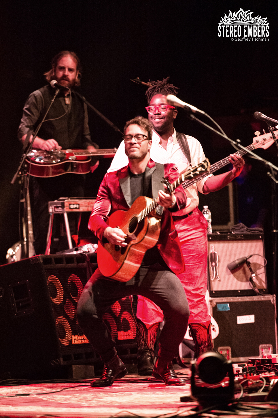 Amos Lee Live At The Capitol Theatre, New York