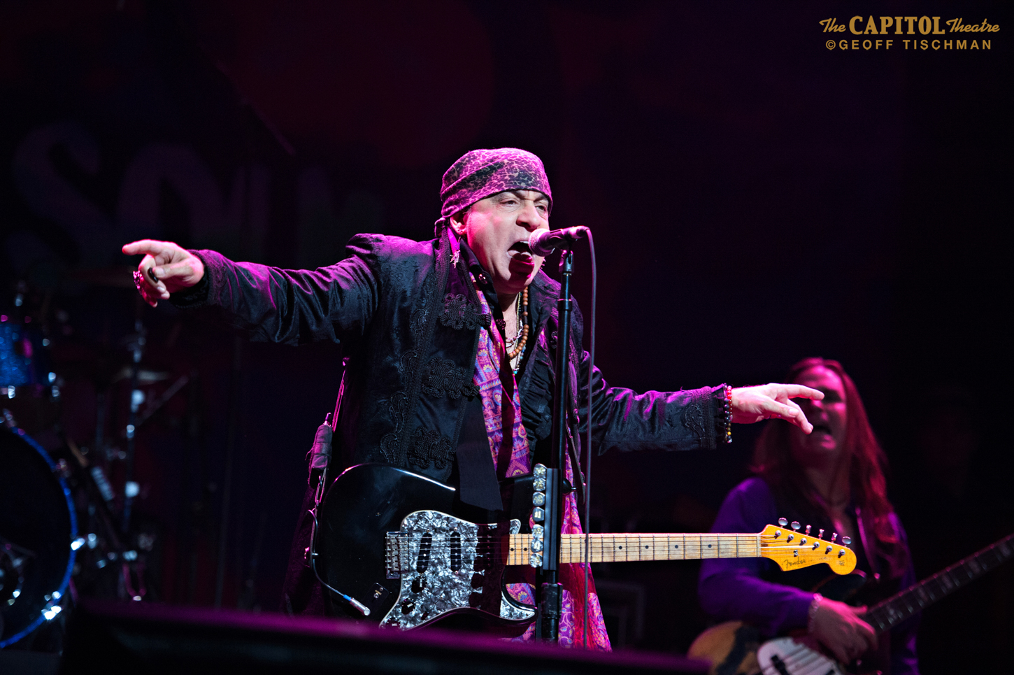 Little Steven And The Disciples Of Soul Live At The Capitol Theatre, New York