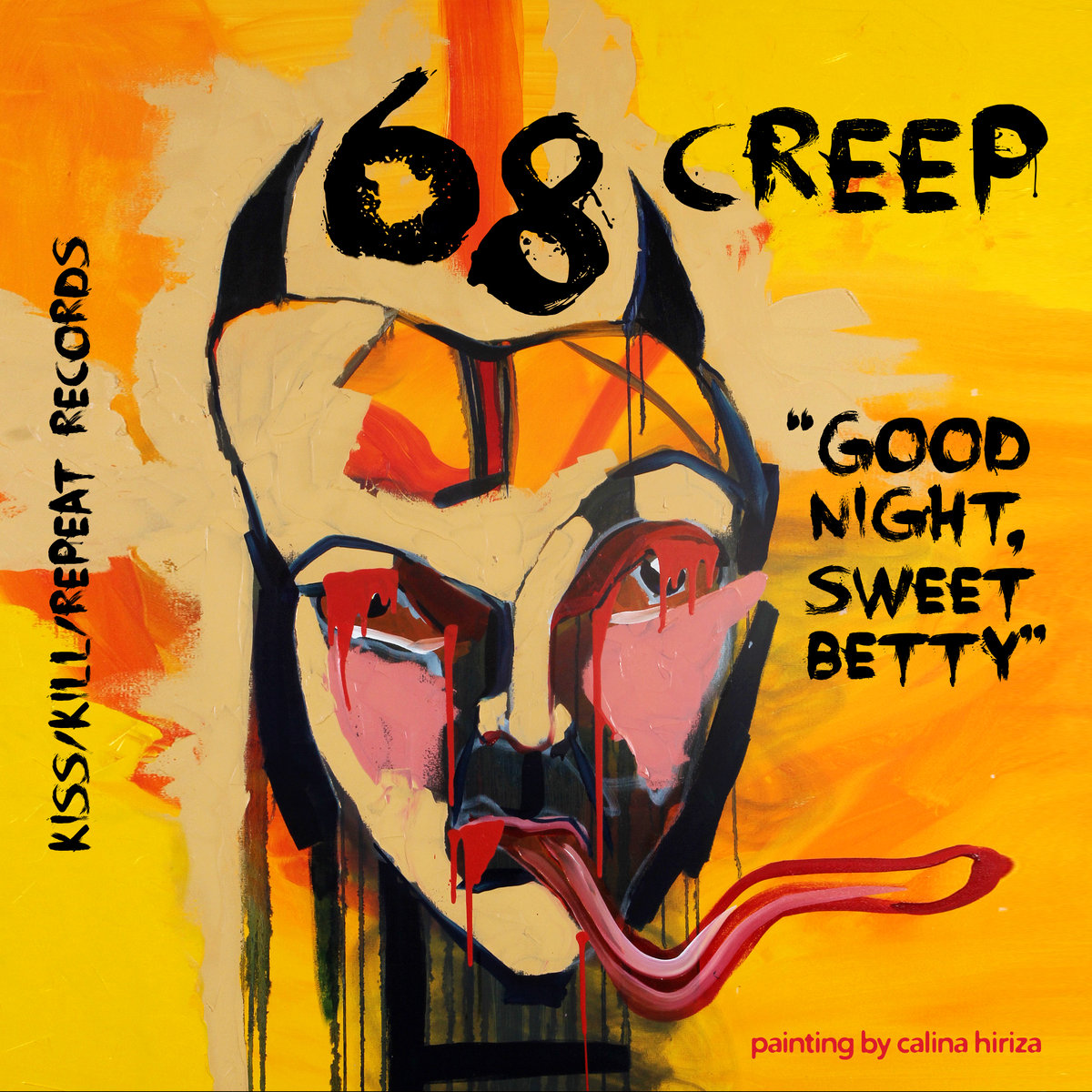 "68creep's ""Stone Cold Kiss"" Premieres On Stereo Embers"