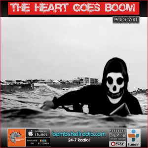 "24 Hour Boomer People: Bombshell Radio To Broadcast A Marathon of Alex Green's ""The Heart Goes Boom"""