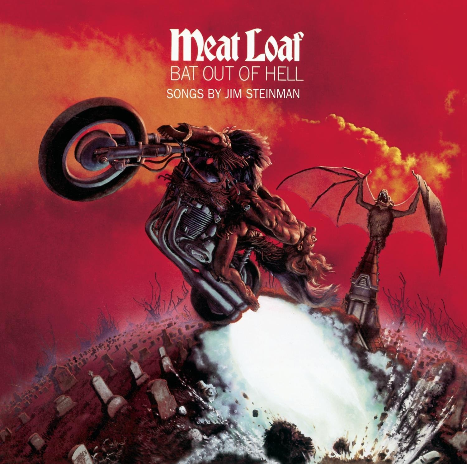 Bat Out Of Hell At 40: What The Hell Explains Its Appeal?