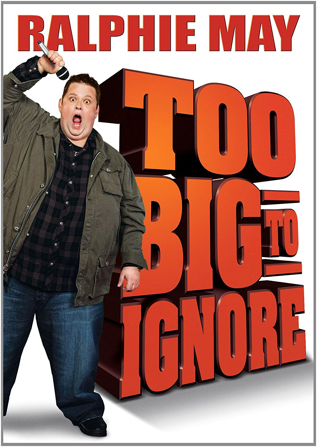 Comic Ralphie May Dead At 45