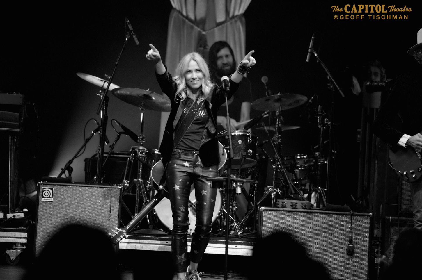 Sheryl Crow Live In New York