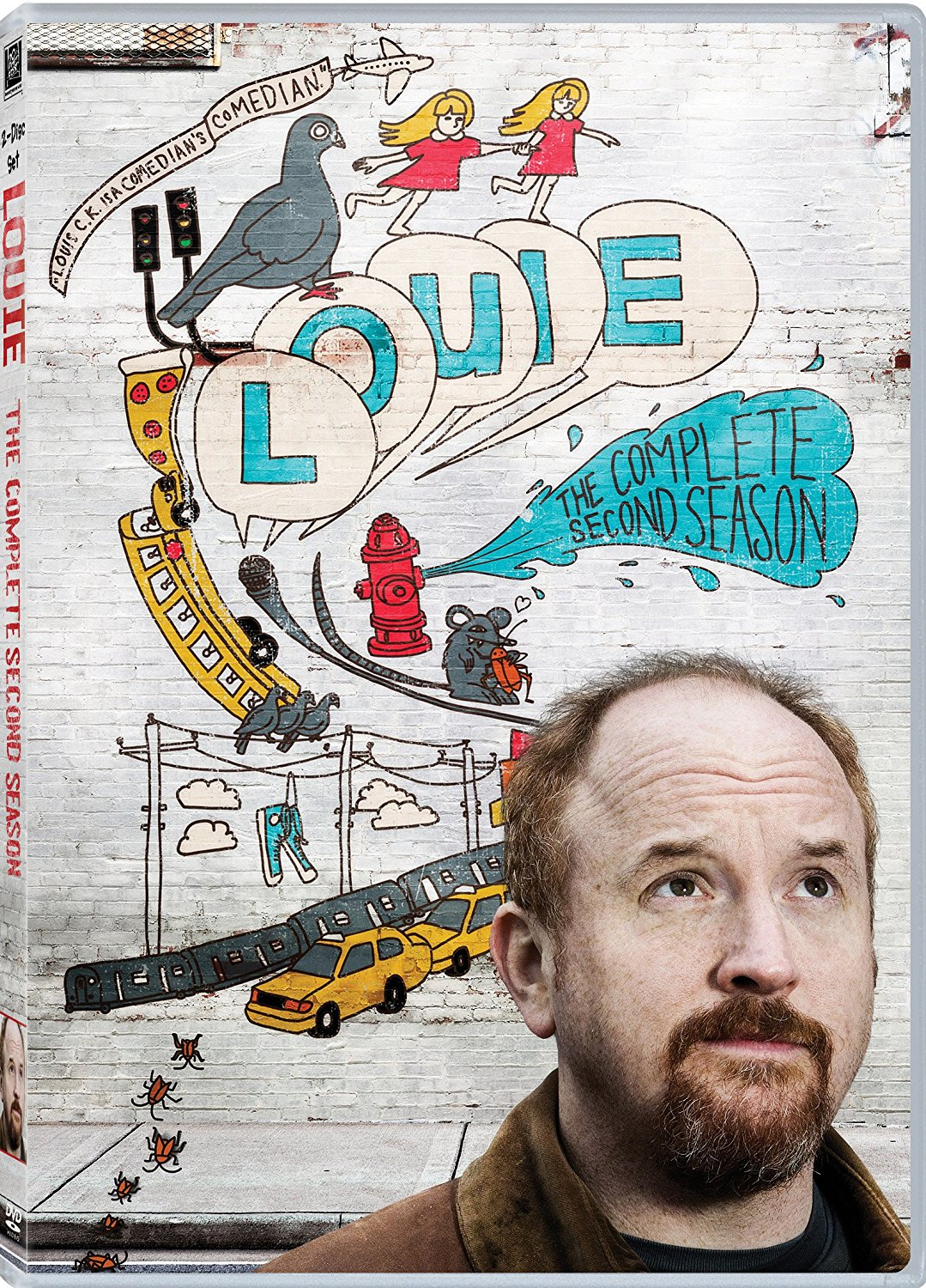 "Louie C.K.'s ""I Love You, Daddy"" Pulled From Release Schedule"