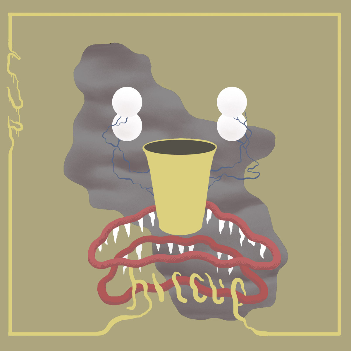 Fuzz-Soaked Punk Rock Bullets: CUP's Hiccup
