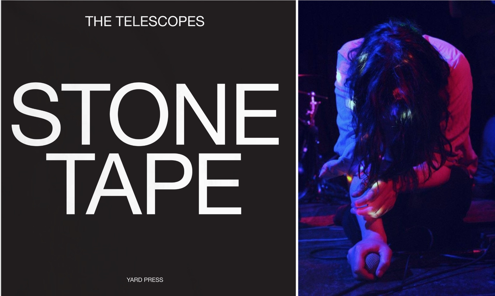 "The Telescopes Premiere ""Stone Tape"" On Stereo Embers"