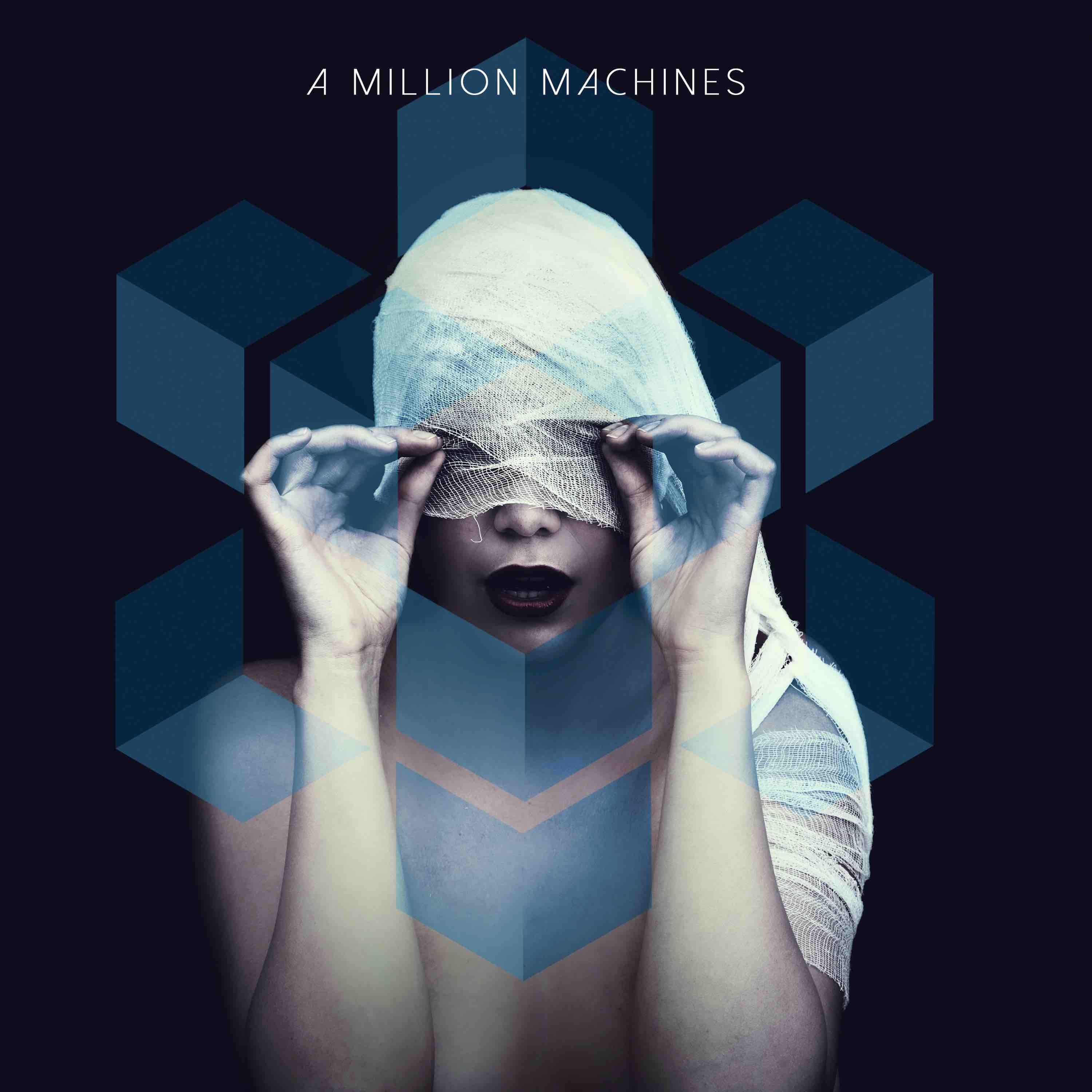 Album Premiere: A Million Machines Synth-Pop Debut