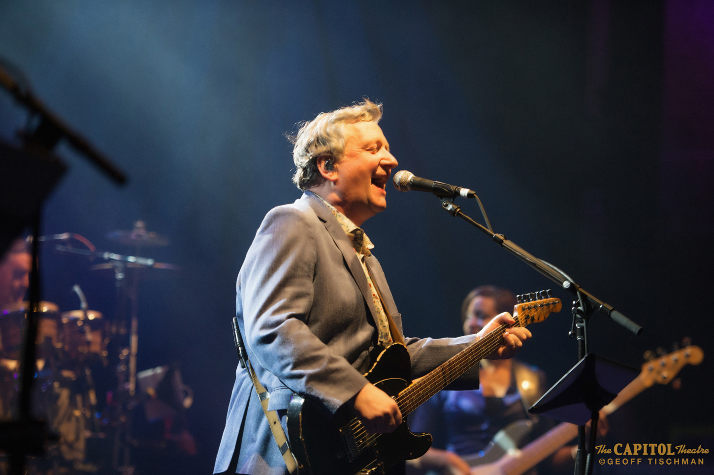 Squeeze Live In New York