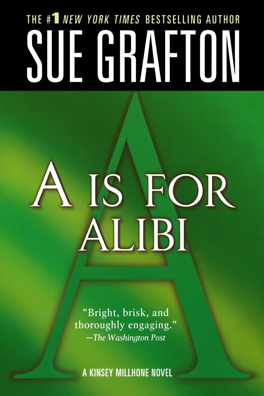 Remembering Sue Grafton