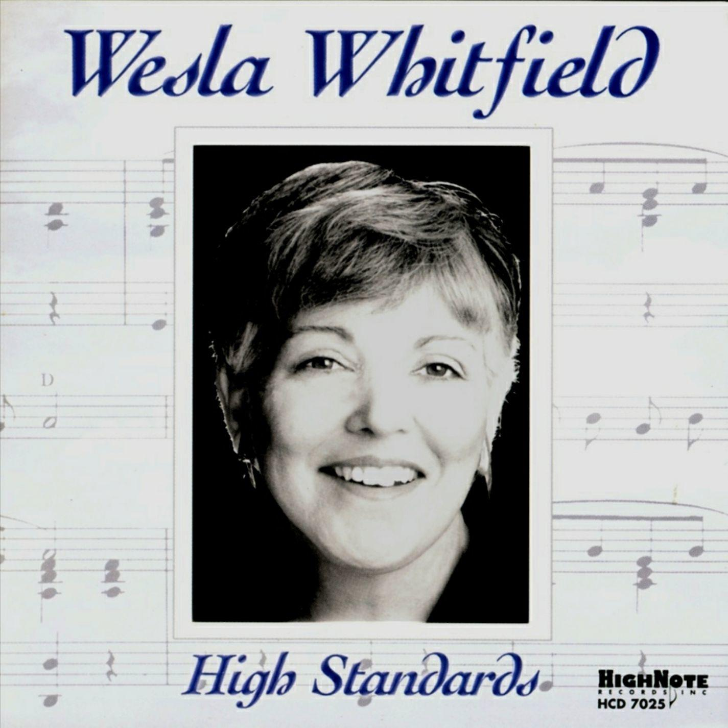 Everytime We Say Goodbye: A Tribute to Wesla Whitfield