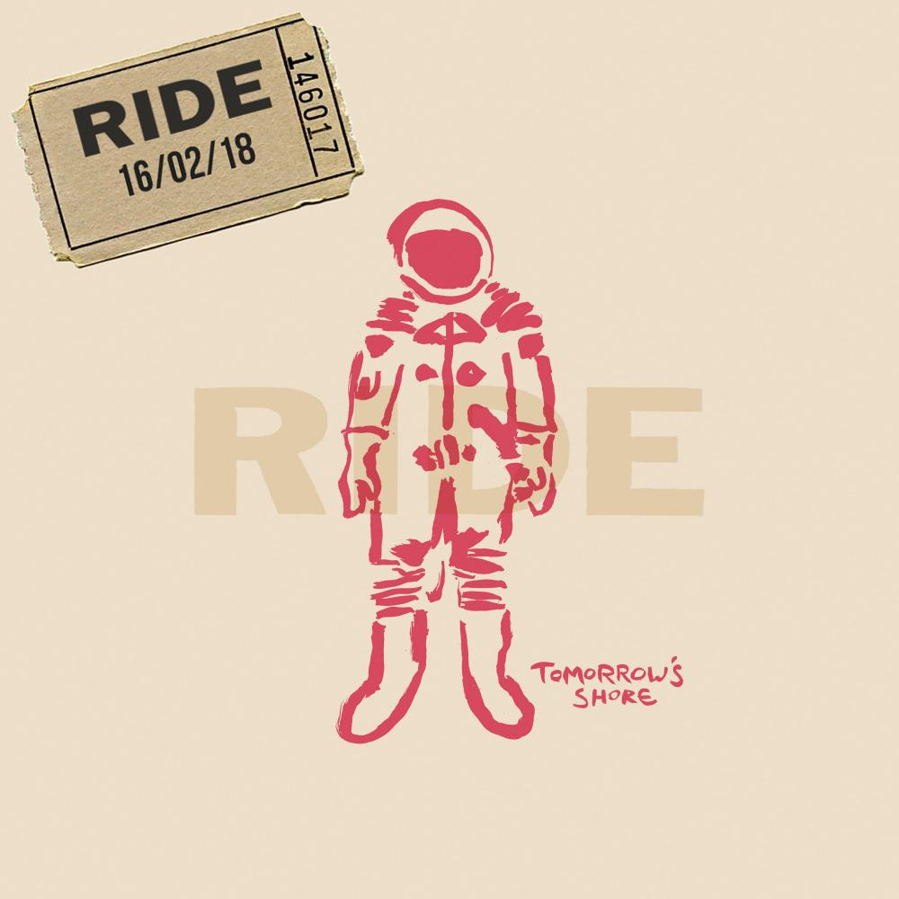 Ride To Release New EP February 16
