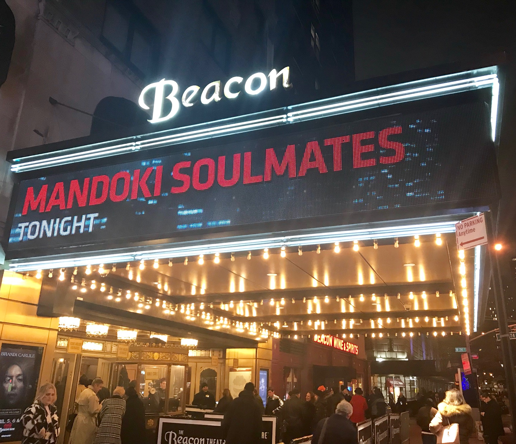 Citizens Of The World Find A Home: The ManDoki Soulmates Live At The Beacon Theatre