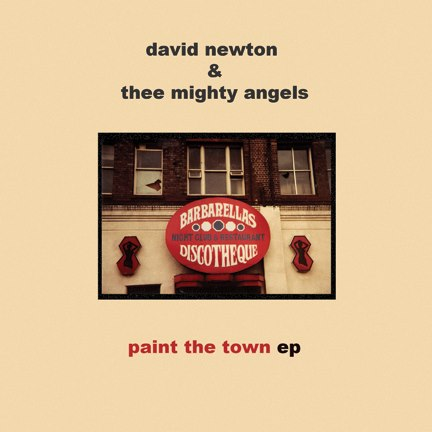 A Soaring Pop Orchard: David Newton's Paint The Town