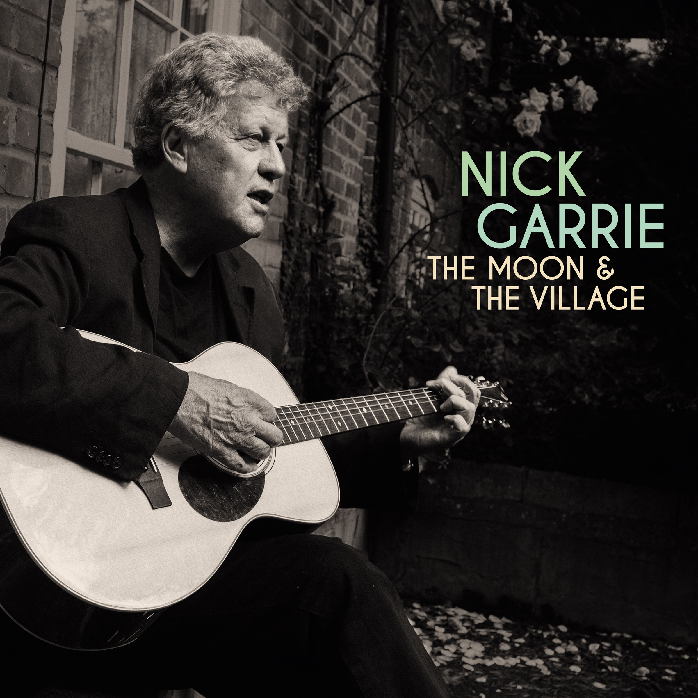 "The Inherent Sweetness Inside the Ache of Existence – Nick Garrie's ""The Moon & the Village"""