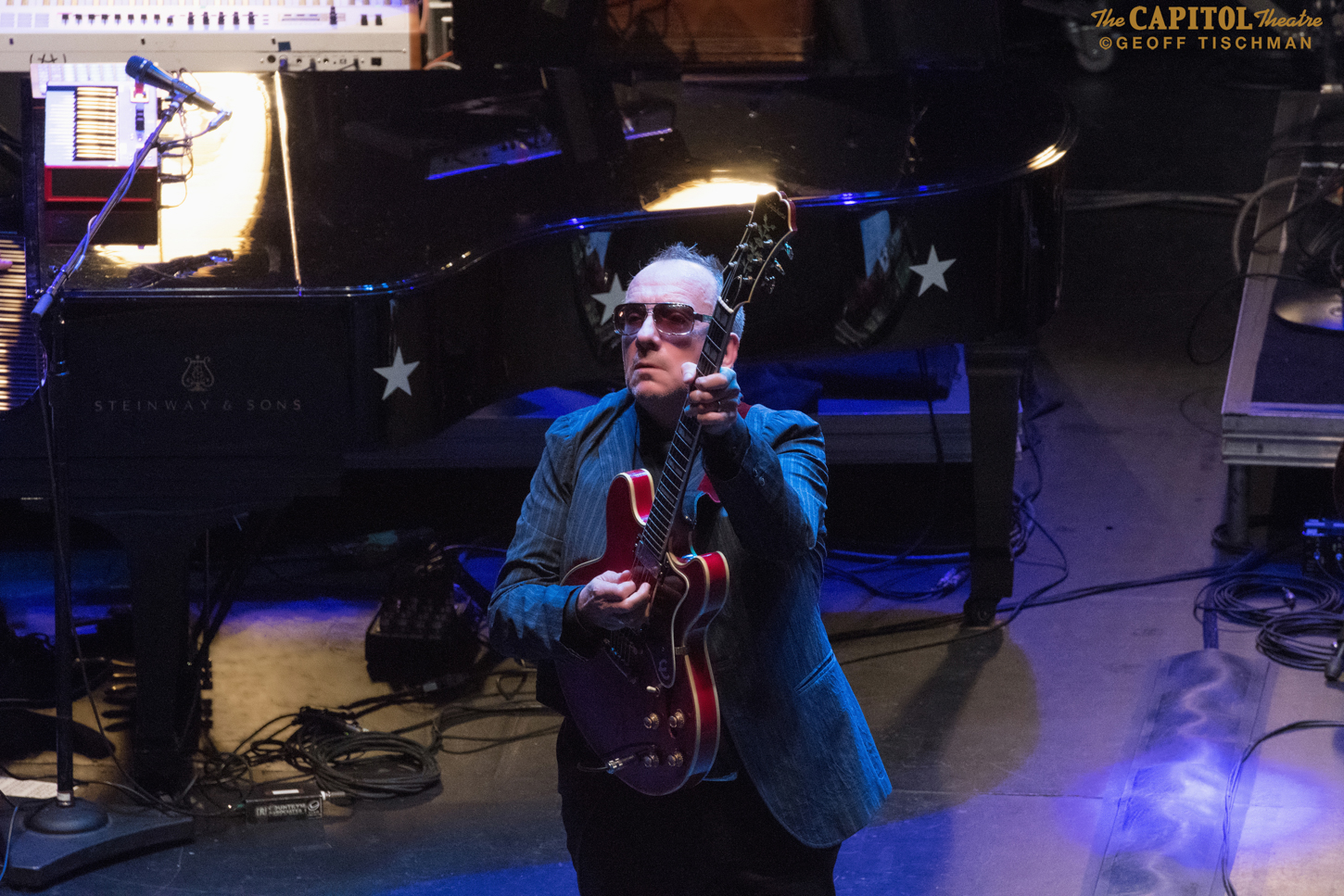 Elvis Costello and the Imposters Live In New York