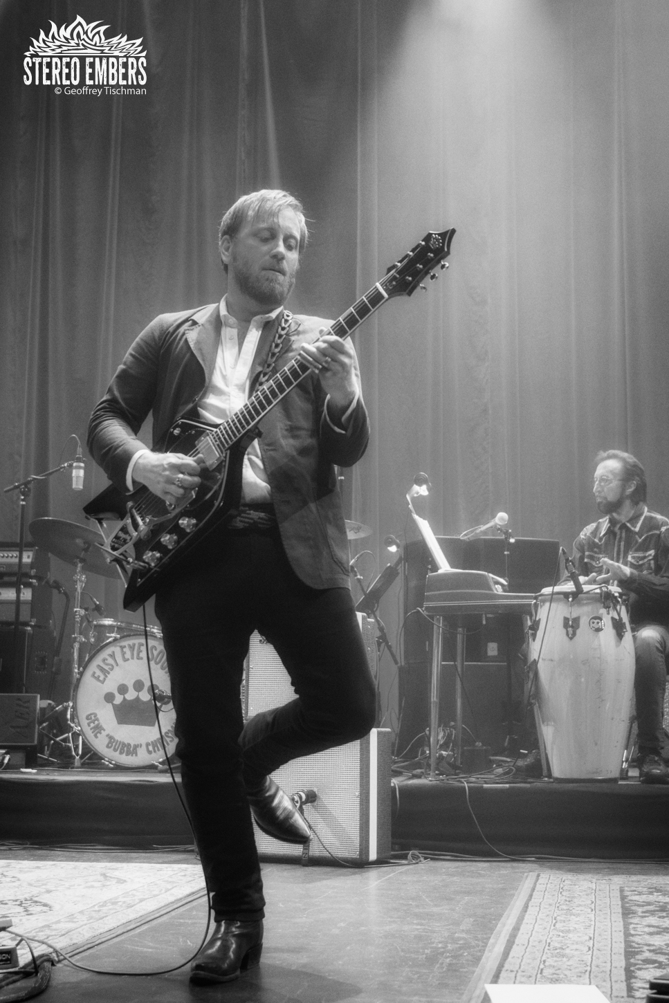 Dan Auerbach Live In New York