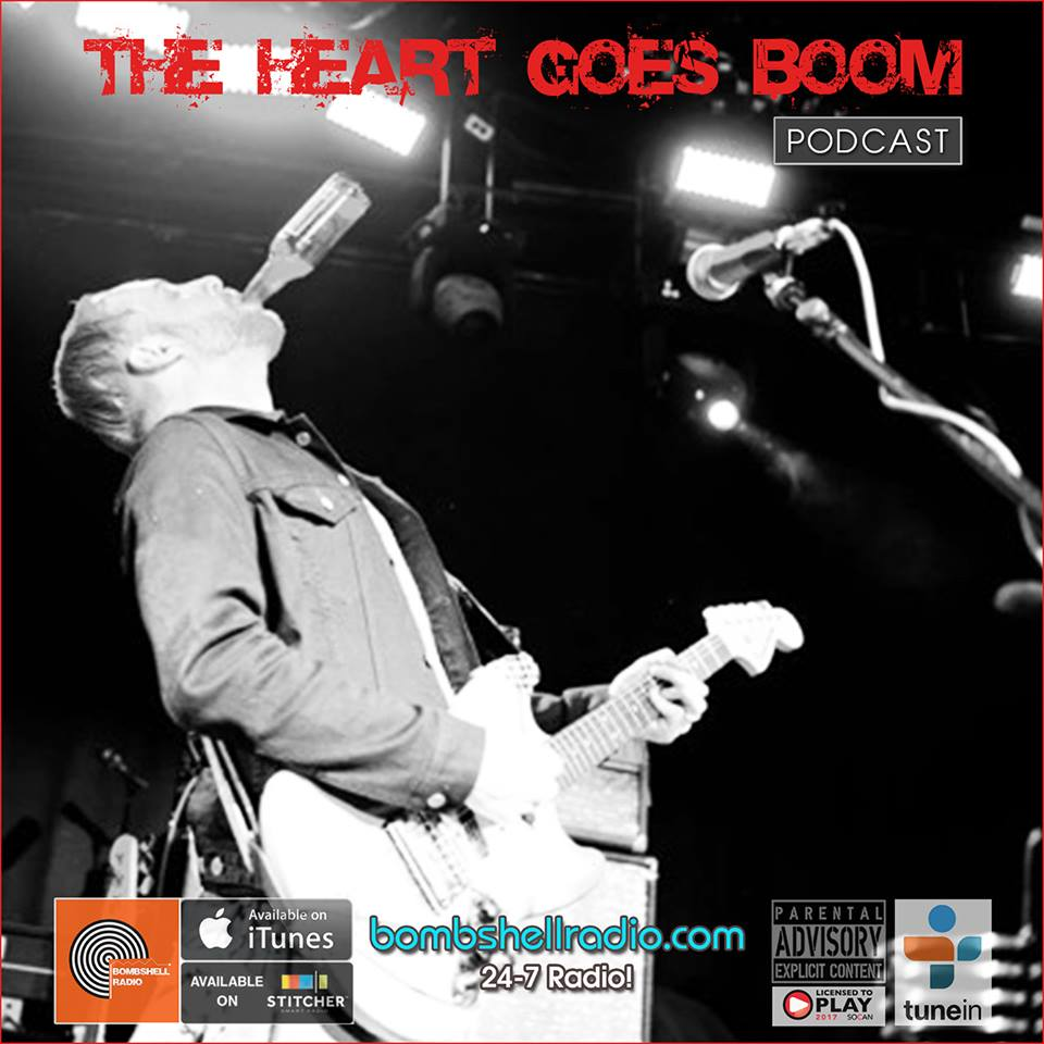 "Bombshell Radio To Run 24-Hour Marathon Of Alex Green's ""The Heart Goes Boom"""
