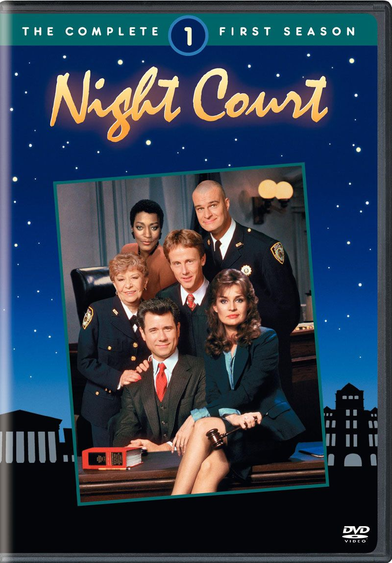 "Harry Anderson Of ""Night Court"" Dead At 65"