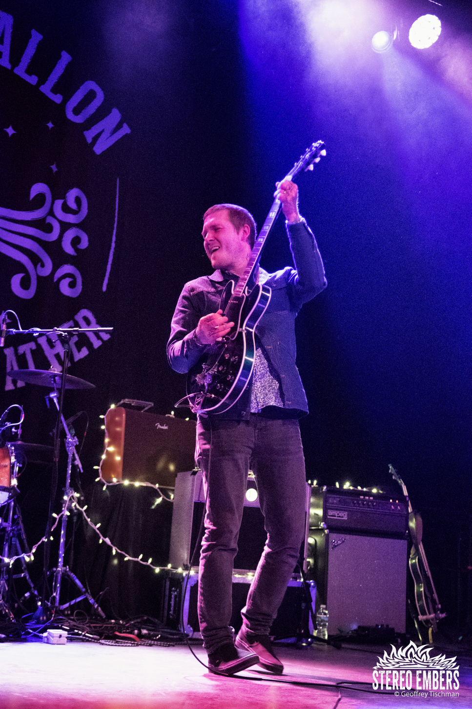 Brian Fallon And The Howling Weather Live In New York