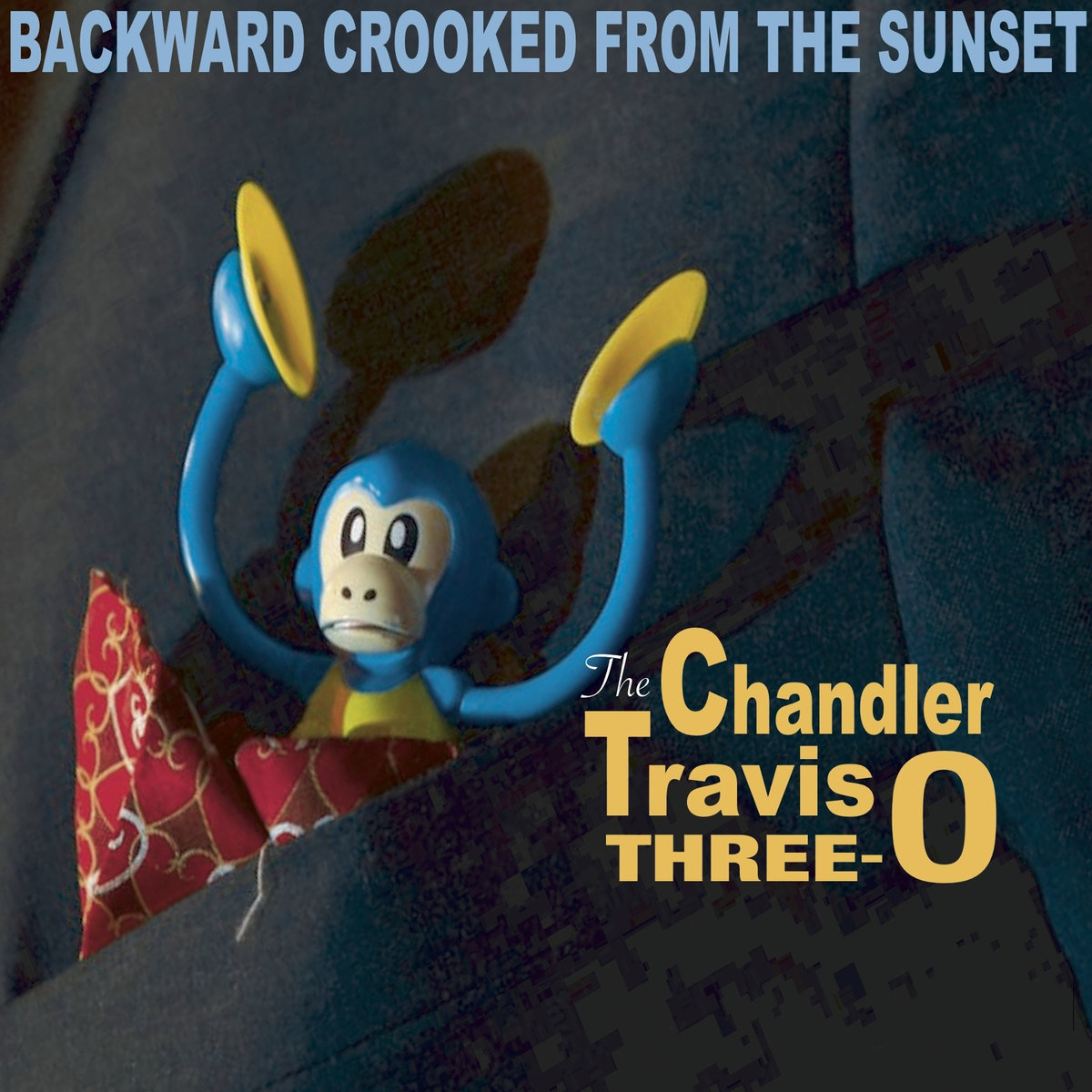 "STEREO EMBERS EXCLUSIVE ALBUM STREAM PREVIEW – The Chandler Travis Three-O's ""Backward, Crooked From the Sunset"""