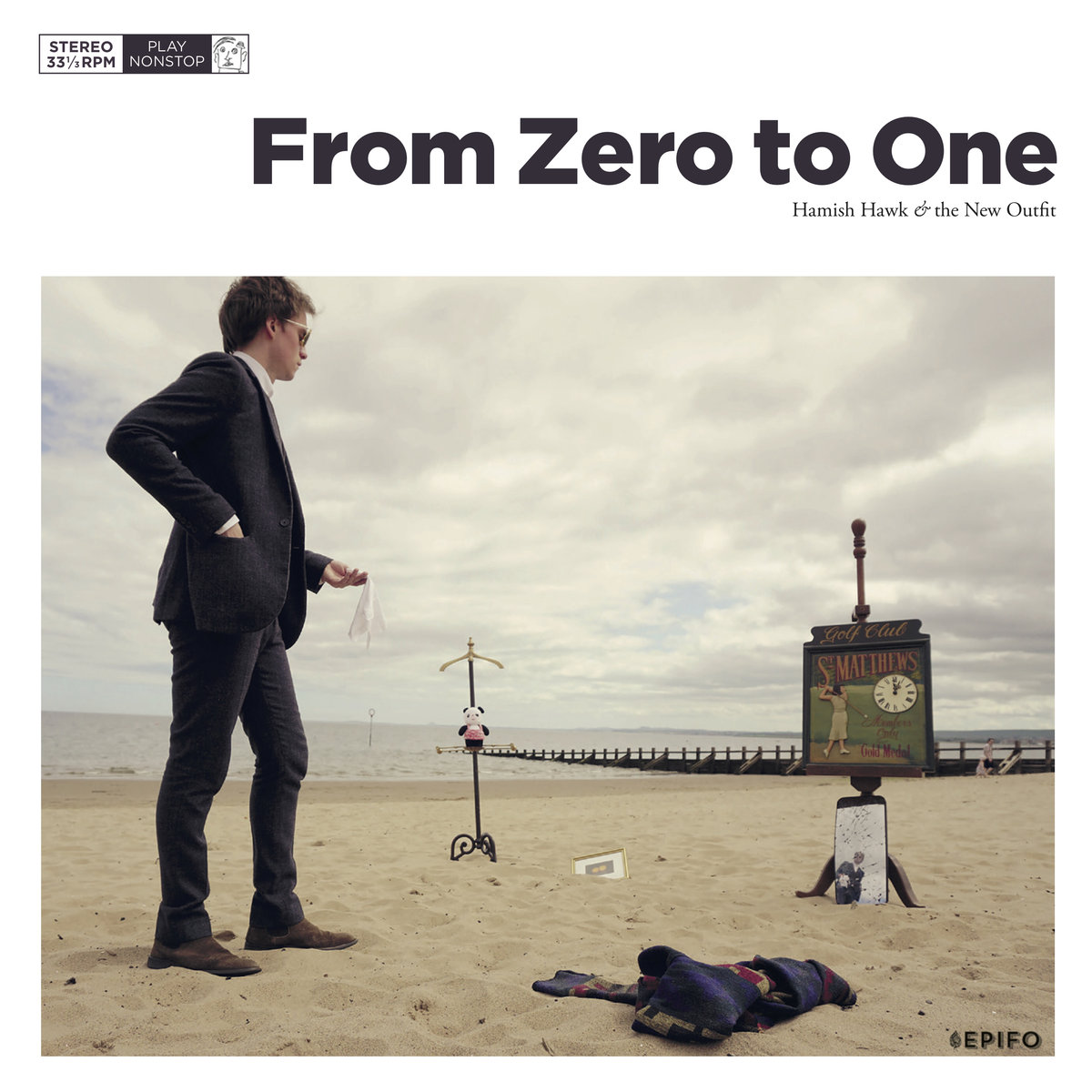 "From Lowe to Cohen – Hamish Hawk & the New Outfit's Rather Astonishing ""From Zero to One"""