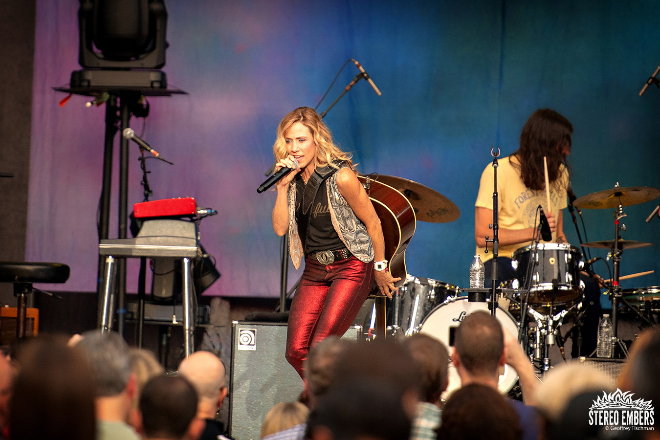 Sheryl Crow Live At Forest Hills Tennis Stadium, New York