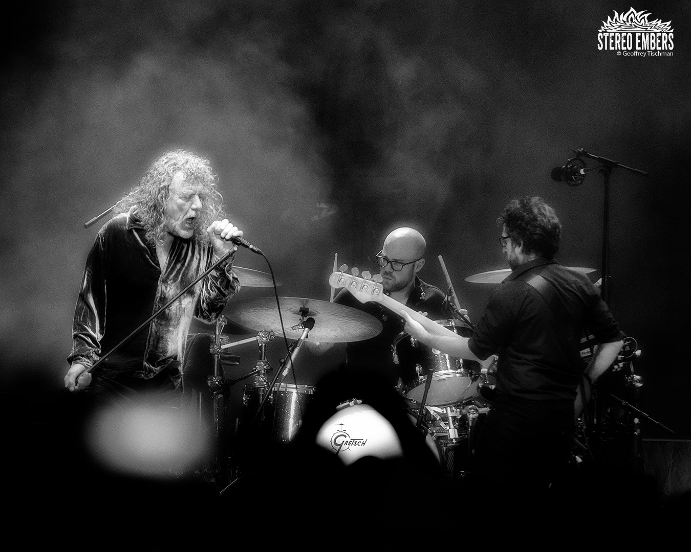 Robert Plant To Be Featured In A Photo Essay By SEM's Geoff Tischman