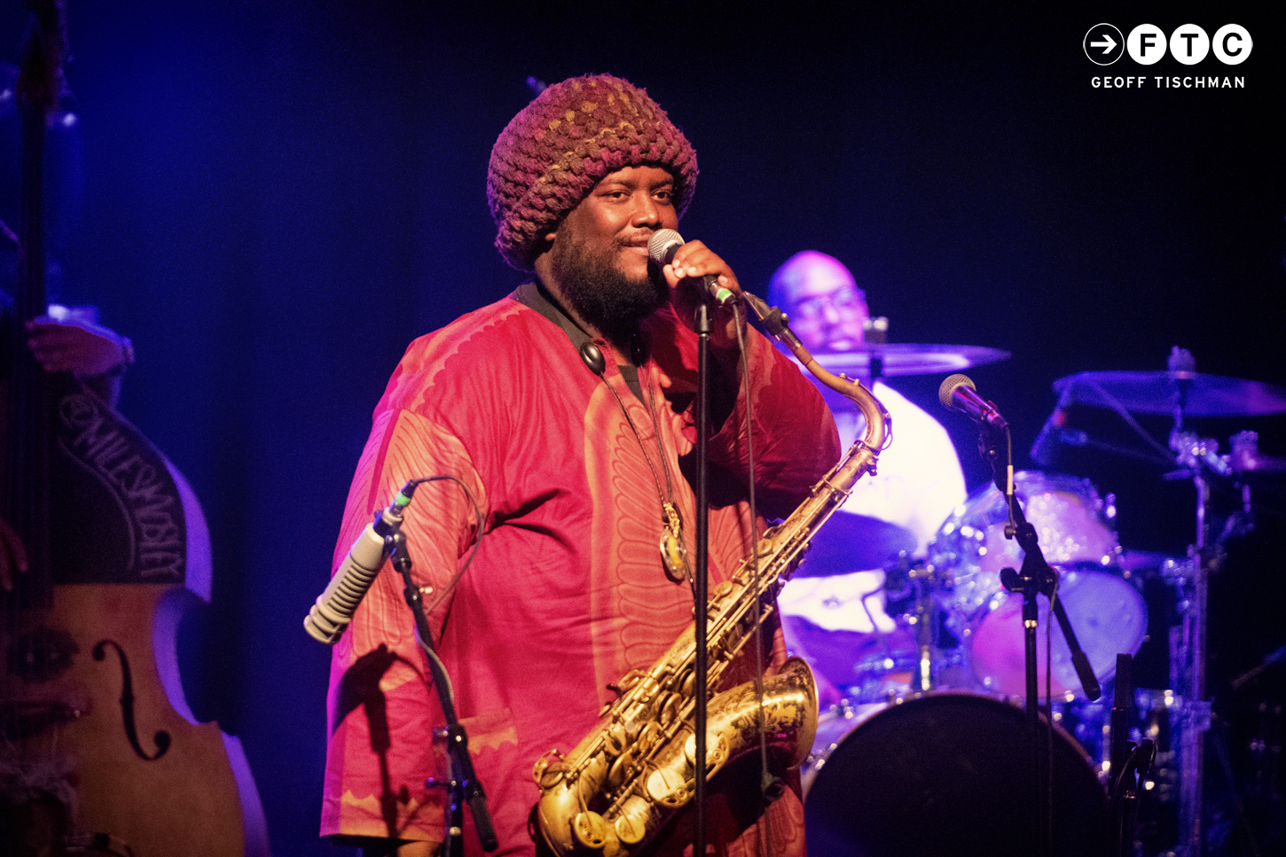 Kamasi Washington Live In Connecticut